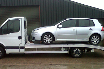 Self Drive Transporter Hire